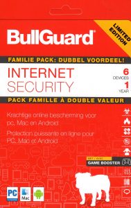 BullGuard Family Pack voor 6 devices